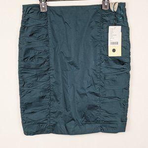 Anthro Cartonnier Alluring Sway Skirt 12 NWT